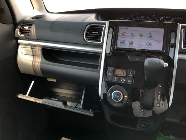 カスタムX SAII 片側電動スライドドア・KENWOODナビ・TV・DVD再生・Bluetooth接続・バックモニター・プッシュボタンスタート・オートエアコン・ステアリングスイッチ・アルミホイール・キーフリーシステム(14枚目)