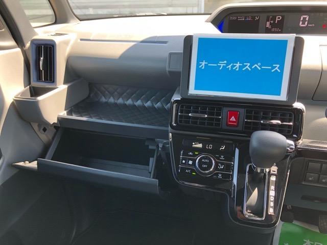 カスタムXセレクション 両側電動スライドドア・バックカメラ対応・コーナーセンサー・プッシュボタンスタート・オートエアコン・ステアリングスイッチ・シートヒーター・アルミホイール・キーフリーシステム・パワーウィンドウ(13枚目)