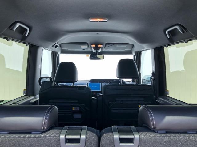 カスタムXセレクション 両側電動スライドドア・バックカメラ対応・コーナーセンサー・プッシュボタンスタート・オートエアコン・ステアリングスイッチ・シートヒーター・アルミホイール・キーフリーシステム・パワーウィンドウ(29枚目)