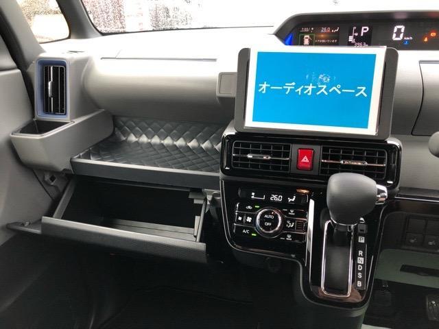 カスタムXセレクション 両側電動スライドドア・バックカメラ対応・コーナーセンサー・プッシュボタンスタート・オートエアコン・ステアリングスイッチ・シートヒーター・キーフリーシステム・アルミホイール・パワーウィンドウ(14枚目)