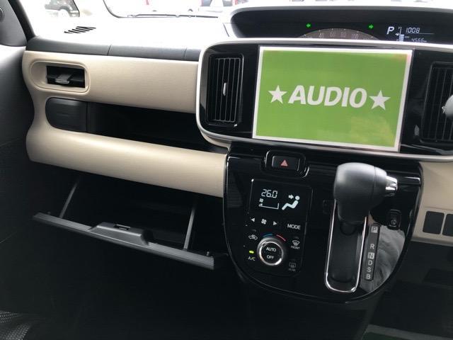 Xブラックアクセントリミテッド SAIII 両側電動スライドドア・パノラマカメラ対応・プッシュボタンスタート・ステアリングスイッチ・オートエアコン・オートハイビーム・キーフリーシステム・パワーウィンドウ(14枚目)