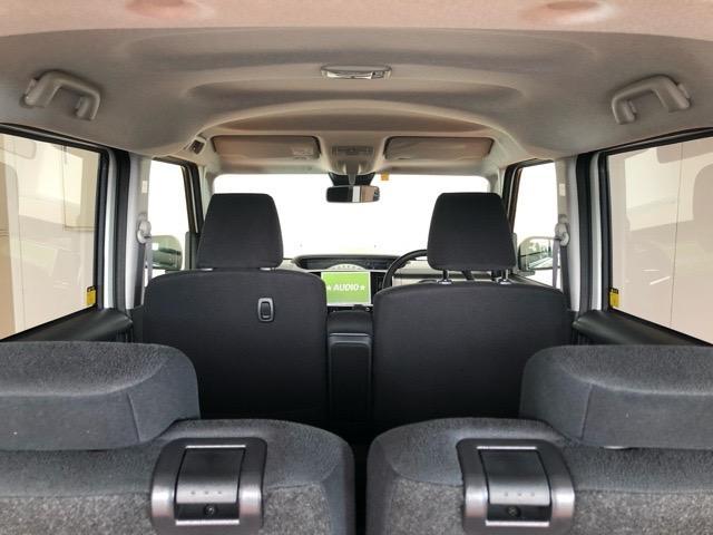 Xブラックアクセントリミテッド SAIII 両側電動スライドドア・パノラマカメラ対応・プッシュボタンスタート・ステアリングスイッチ・オートエアコン・オートハイビーム・キーフリーシステム・パワーウィンドウ(28枚目)