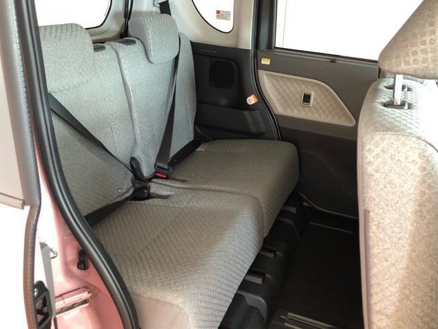 X 片側電動スライドドア・届出済未使用車・コーナーセンサー・プッシュボタンスタート・ステアリングスイッチ・オートエアコン・キーフリーシステム・ベンチシート・パワーウィンドウ(19枚目)