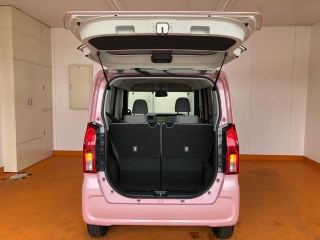 X 片側電動スライドドア・届出済未使用車・コーナーセンサー・プッシュボタンスタート・ステアリングスイッチ・オートエアコン・キーフリーシステム・ベンチシート・パワーウィンドウ(27枚目)