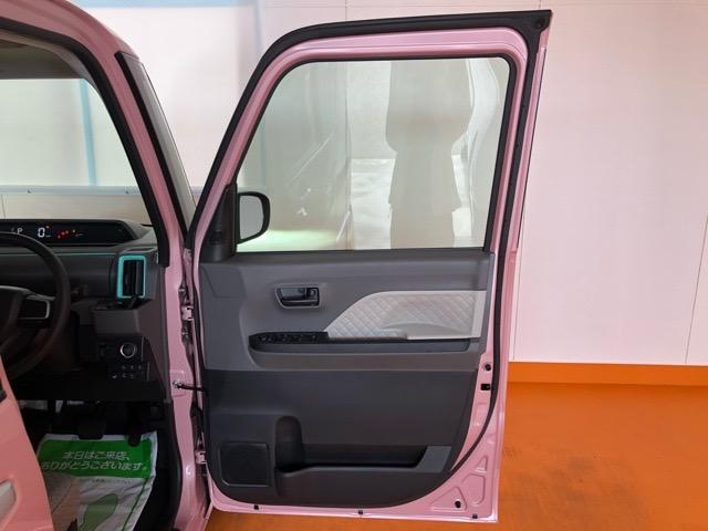 X 片側電動スライドドア・届出済未使用車・コーナーセンサー・プッシュボタンスタート・ステアリングスイッチ・オートエアコン・キーフリーシステム・ベンチシート・パワーウィンドウ(39枚目)
