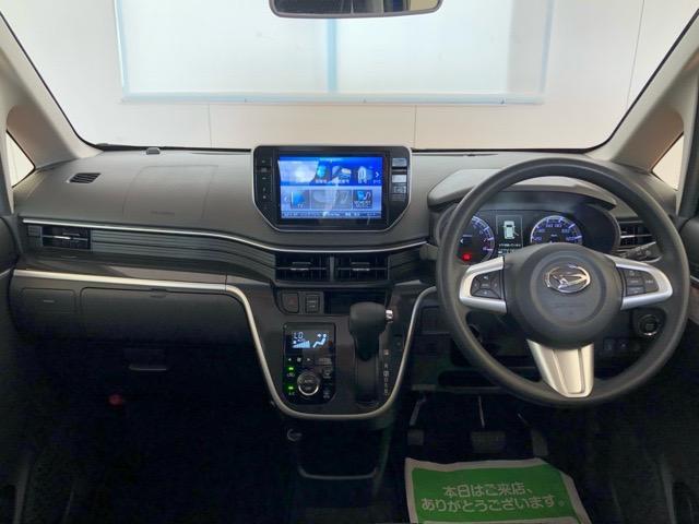 カスタム X ハイパーSAII ナビ・バックモニター・DVD再生・Bluetooth接続・ETC・プッシュボタンスタート・ステアリングスイッチ・オートエアコン・キーフリーシステム・アルミホイール・ベンチシート・パワーウィンドウ(5枚目)