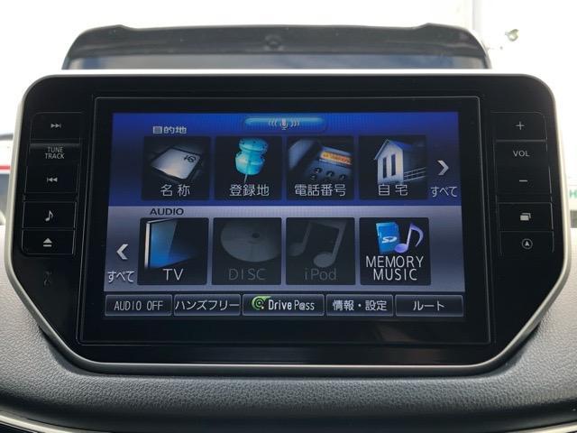 カスタム X ハイパーSAII ナビ・バックモニター・DVD再生・Bluetooth接続・ETC・プッシュボタンスタート・ステアリングスイッチ・オートエアコン・キーフリーシステム・アルミホイール・ベンチシート・パワーウィンドウ(6枚目)