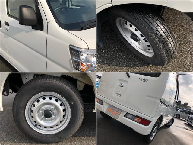 「ダイハツ」「ハイゼットカーゴ」「軽自動車」「佐賀県」の中古車11