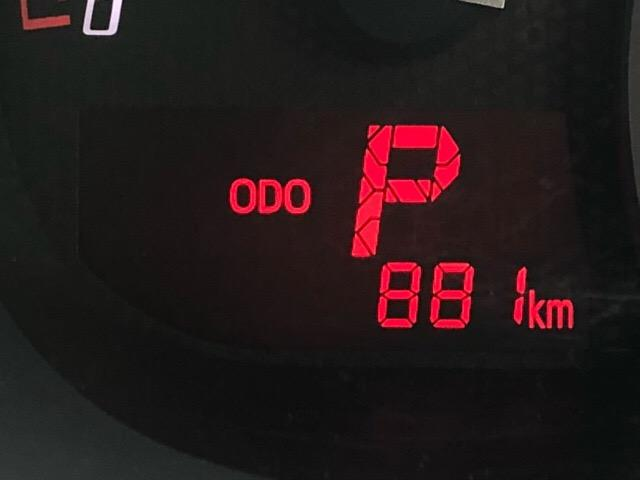 走行距離1000キロ以下!たくさん走って燃費をどんどん良くしちゃいましょう^^