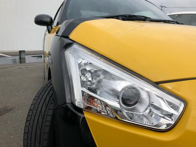車のビジュアルを大きく左右するヘッドライト!シャープなデザインが人気です★