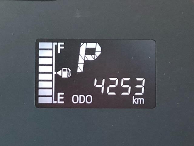 L 走行距離約5000キロ・CDラジオ・キーレス・点検整備付(5枚目)