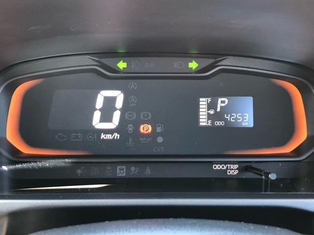 L 走行距離約5000キロ・CDラジオ・キーレス・点検整備付(6枚目)