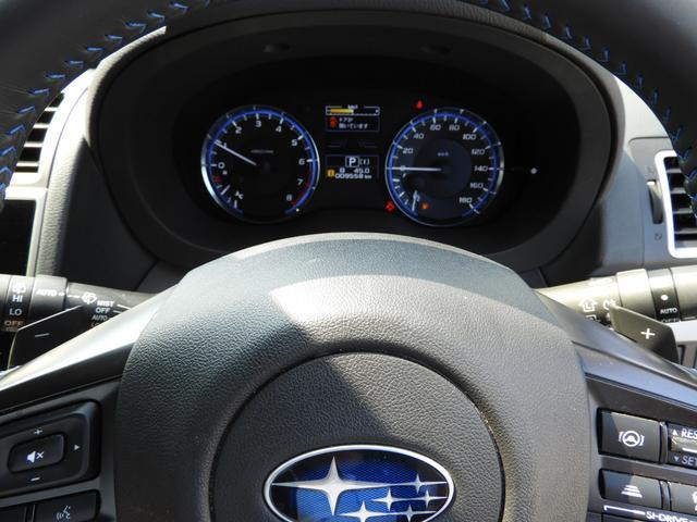 スポーティな運転やエコ運転にも有効なパドルシフト付!