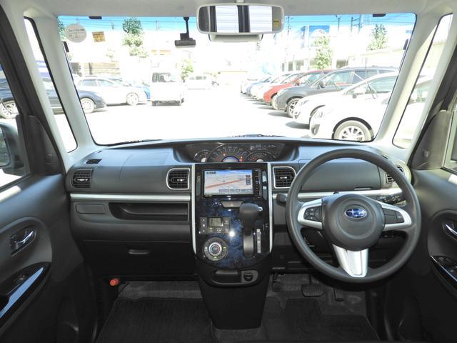 ◆シンプルで機能的な運転席廻り◆「車を操作する」ことを重視したインテリア◆