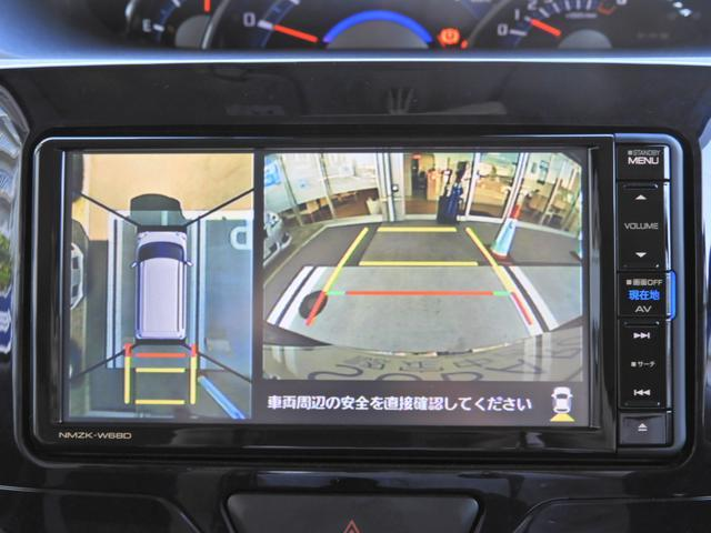 ◆駐車が恐くない!全周囲カメラ搭載♪嬉しい装備です!