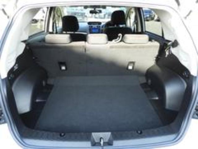 ◆大容量のトランクルーム◆6:4での分割も可能となり荷物の量や乗員に応じて使い分けができます!