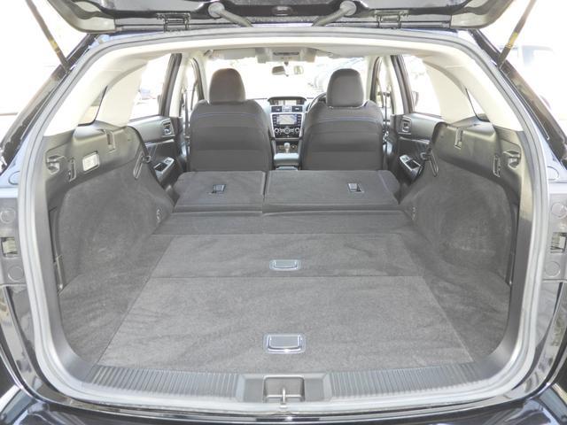 ◆人気の黒色レヴォーグ、1.6Lモデル♪走りと実用性を兼ね備えた車です!