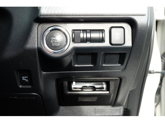 キーレスアクセスを装備!鍵を取り出さずにエンジンスタートから、ドアの開錠まで行えます。