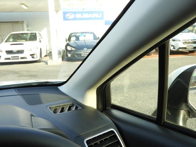 2.0STI Sportアイサイト 運転支援&視界拡張 スマートリアビューミラー フロント&サイドビューモニター 後退時ブレーキアシスト リアビークルディテクション(42枚目)