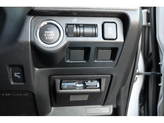 プッシュスタート&キーレスアクセス装備◆乗り込んでエンジンをかけるのにわざわざカギを探す必要はありません!鍵は持っているだけでOK♪ETCもついています。