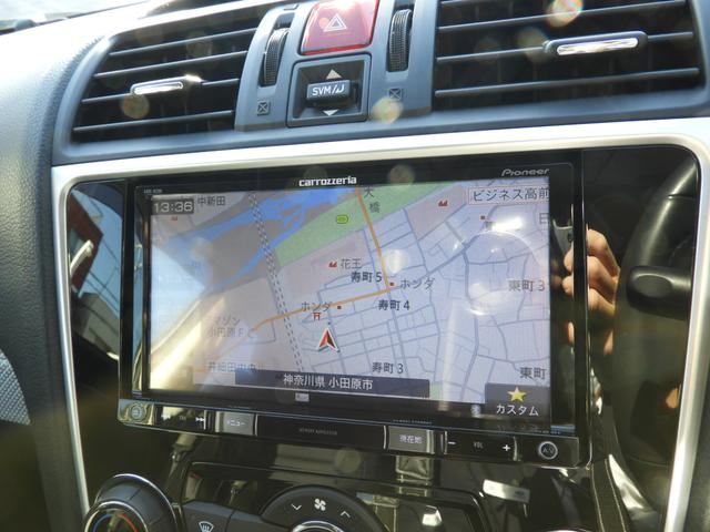 1.6GT-S EyeSight ナビ ETC Rカメラ カロッツェリア メモリーナビ(RZ99) Bluetooth対応 ETC2.0 リアカメラ ドライブレコーダー コーナーセンサー アクティブセーフティパッケージ付きアイサイトVER.3(47枚目)