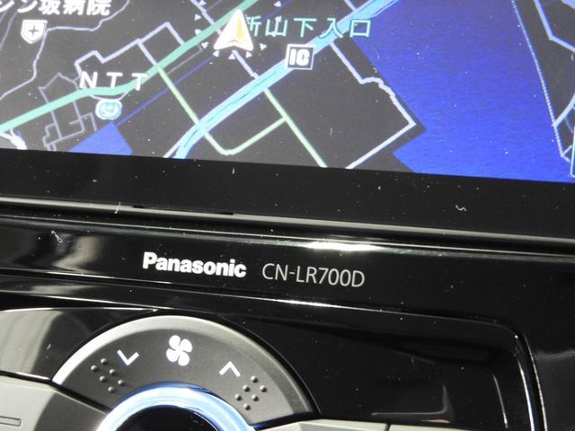 ナビゲーションにリアカメラ・ETC2.0付!