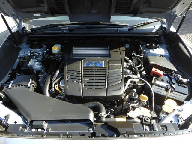 ◆SUBARUを特徴付ける水平対向4気筒エンジン◆スムーズに回転し、重量バランスに優れ低重心。運動性、安定性に寄与します◆