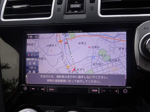 2.0i-L アイサイトポップスター メモリーナビ Rカメラ(9枚目)