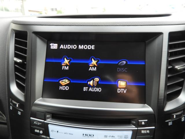 人気のHDD純正ナビゲーション装備 便利なブルートゥース機能付