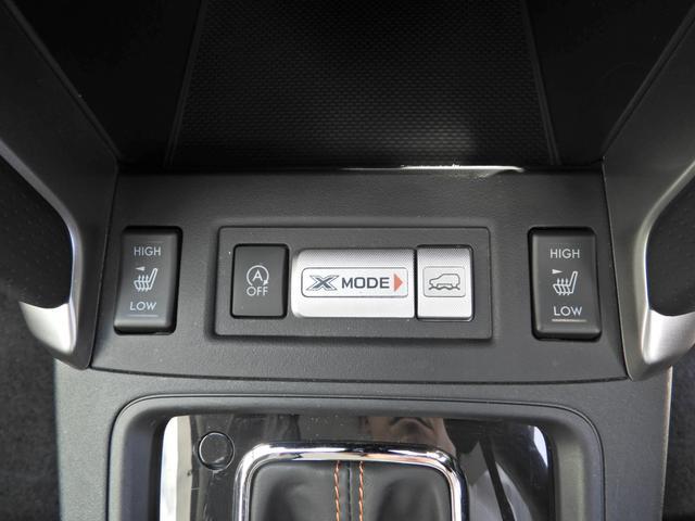 ◆「X-MODE」搭載♪エンジン・トランスミッション・AWD・VDCを統合制御し、4輪の駆動力やブレーキなどを適切にコントロールして悪路走破性を高めています☆彡