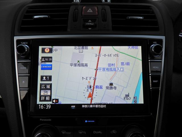 スバルディーラーオプションで人気のナビゲーション装備!!◆近場のお出かけにもロングドライブにもあると便利!◆取付位置も視線の移動量が少なく運転の邪魔になりません!
