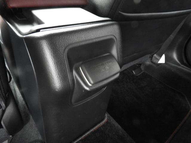 後部座席向けのUSB電源が便利!