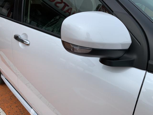 視認性UP!ウィンカー付きドアミラーです。