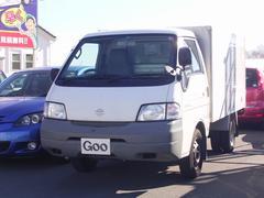 バネットトラック保冷車 マニュアル5速 フル装備 タイベル交換済み ホワイト