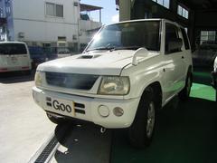 パジェロミニVR 4WD キーレス CDオーディオ オートマ車