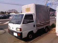 アクティトラック幌 4速マニュアル エアコン