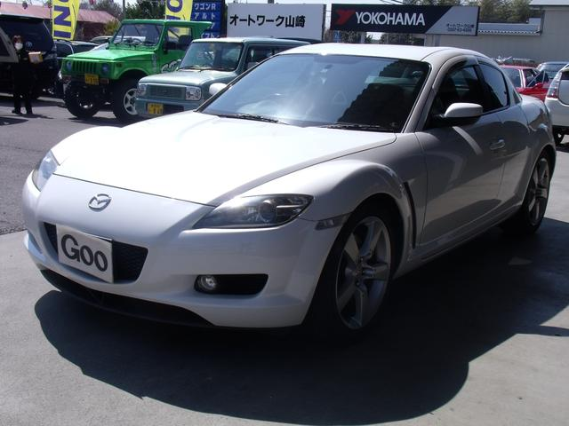 RX-8 タイプS 前期250PS