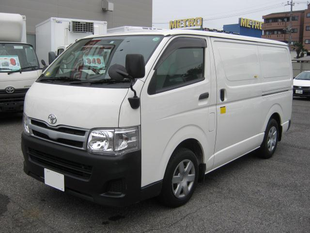 トヨタ 3000D T 低温冷凍車