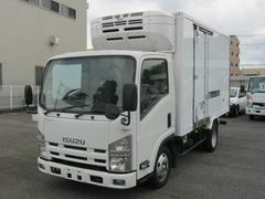 エルフトラック2t標準セミロング 低温冷凍車