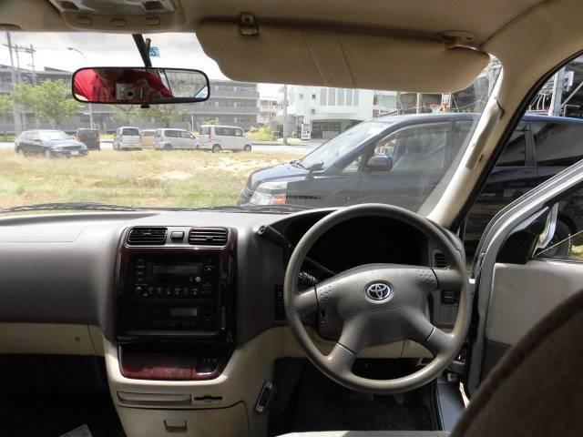 「トヨタ」「グランビア」「ミニバン・ワンボックス」「沖縄県」の中古車8