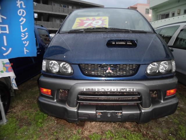三菱 デリカスペースギア XE 5ドア
