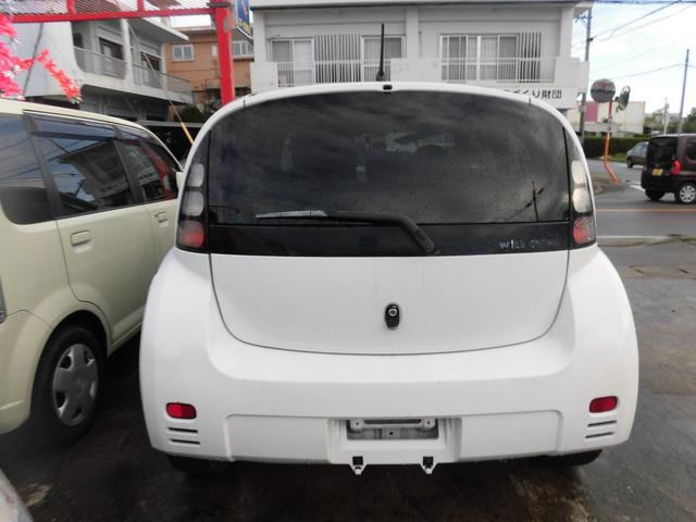 「トヨタ」「WiLL サイファ」「コンパクトカー」「沖縄県」の中古車4