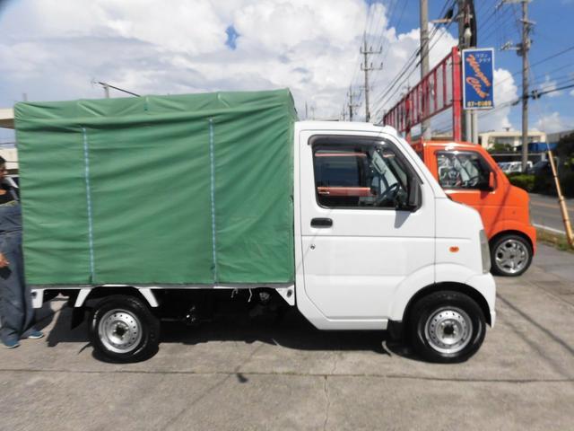 「スズキ」「キャリイトラック」「トラック」「沖縄県」の中古車4