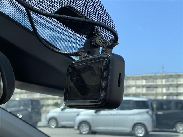 前後にドライブレコーダーカメラ装備してます。万が一の時またはドライブ中の思い出の録画に