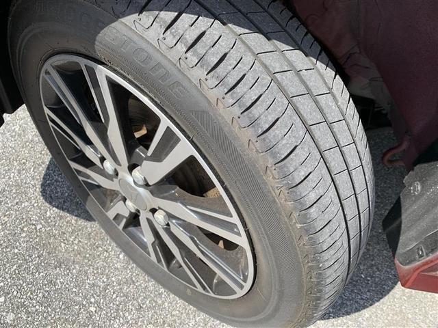 純正アルミホイール・タイヤサイズ・15565R14 75S
