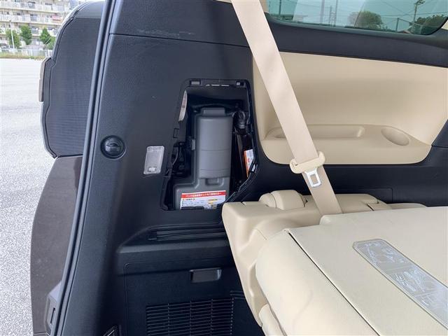 2.5X ワンセグ メモリーナビ DVD再生 ミュージックプレイヤー接続可 バックカメラ 衝突被害軽減システム ETC 両側電動スライド LEDヘッドランプ 乗車定員8人 3列シート 記録簿(14枚目)