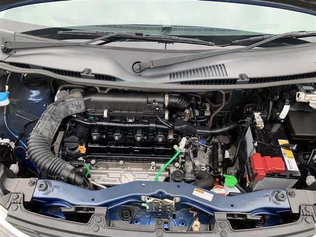 排気量1.2L ガソリン・エンジンルーム
