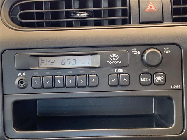 AM/FMラジオレシーバー