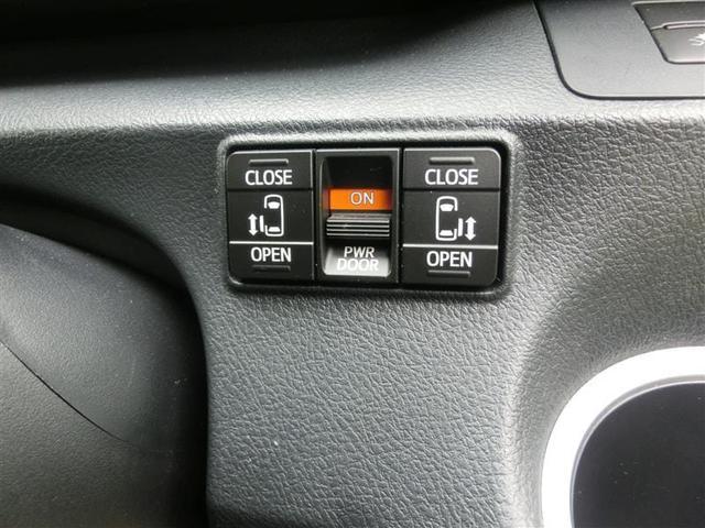 ハイブリッドG TSS トヨタセーフティセンス 両側電動スライドドア プッシュスタートスイッチ(15枚目)