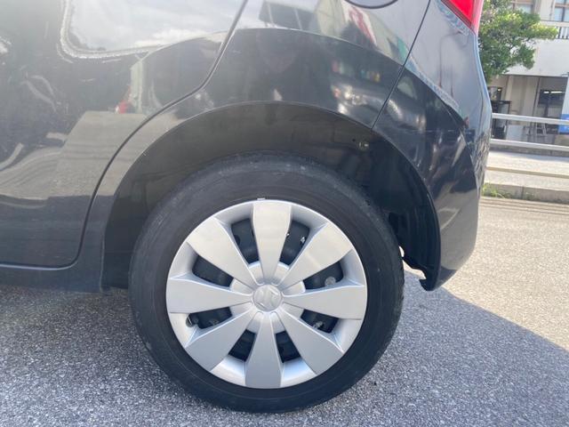 タイヤや溝の方もしっかりあります